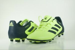 f7792bf38 NEW  Adidas Men s Neon Yellow Copa Soccer Size 12 Art S77162 17.4 ...