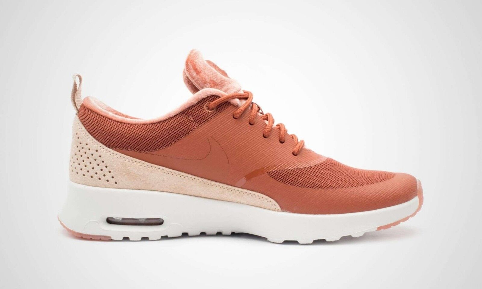 Nike Wmns Air Max Thea LX Dusty Peach Bio Beige 881203-201 Größe 9 UK