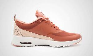 Uk 9 201 Air Beige Nike Dusty 881203 Max bio Wmns Peach Thea Lx Taglia qwwp7OnCv