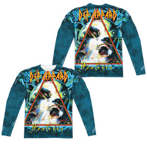 Def-Leppard-HYSTERIA-2-Sided-Sublimated-All-Over-Print-Long-Sleeve-Poly-T-Shirt