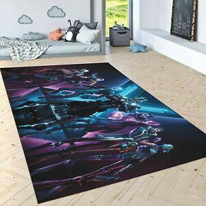 Fortnite 14 Non-Slip Floor Carpet,Teen/'s Carpet 80x150 cm