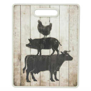 Animal Stack Extra Large Cutting Board