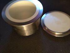 RETSCH COMFORT 500 ml ZIRCONIUM GRINDING JAR FOR PLANETARY MILLS ZrO2 PM 400 100