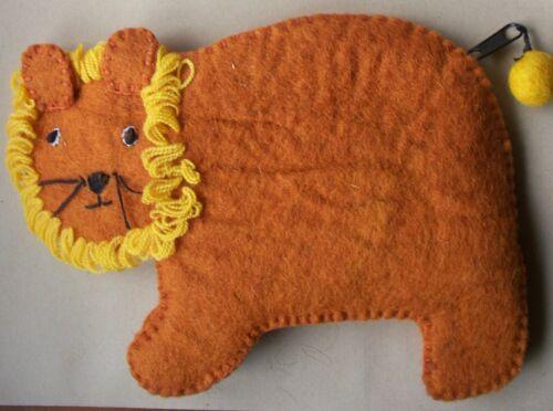 Girl Free UK postage LION Boy Ideal child/'s Gift. FAIRTRADE ANIMAL PURSE