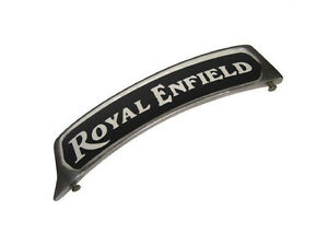 BRAND-NEW-ROYAL-ENFIELD-CUSTOMIZED-FRONT-MUDGUARD-ALLOY-NUMBER-PLATE-HI-QUALITY
