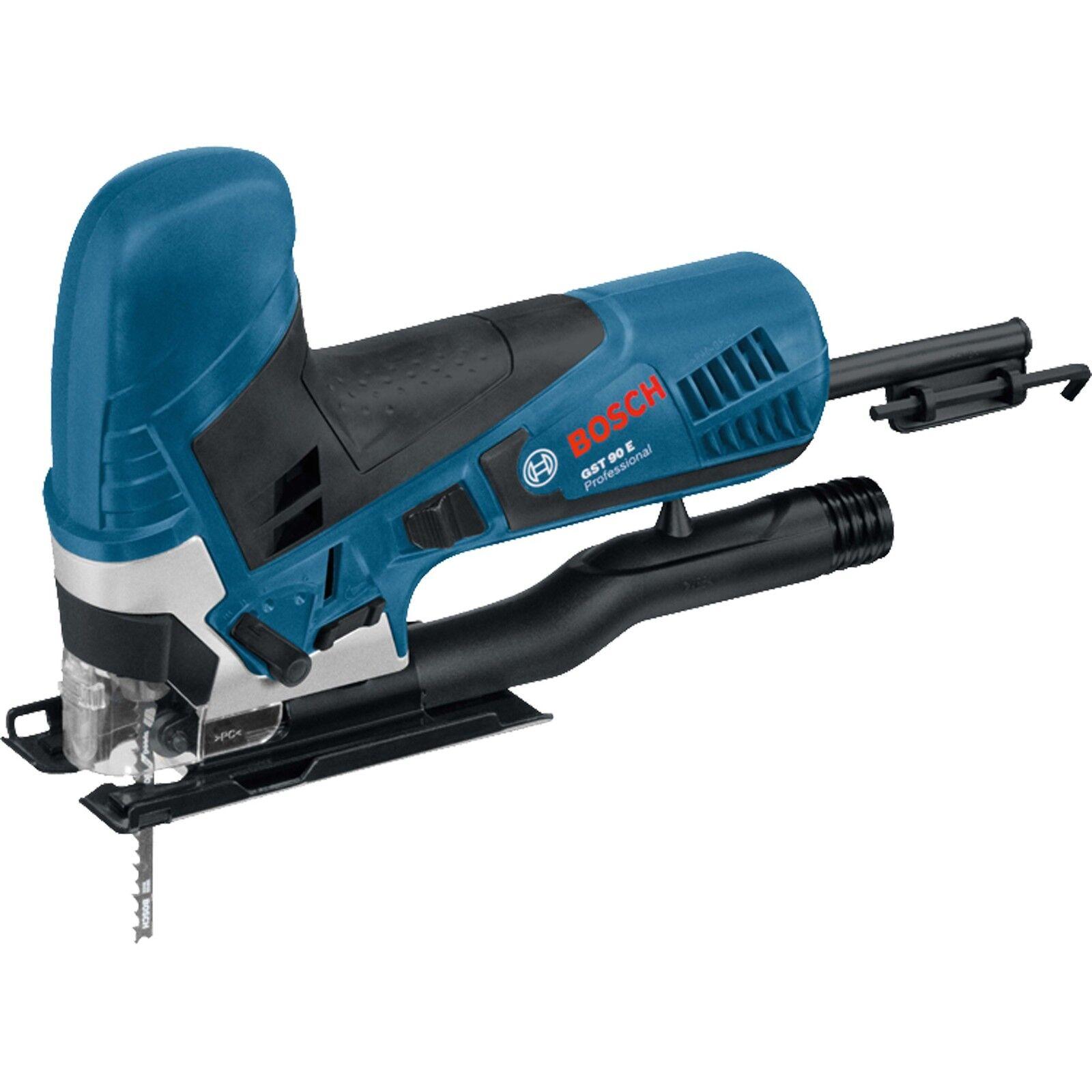 Bosch Professional Stichsäge GST 90 E Professional, blau