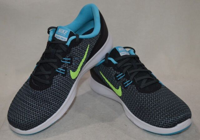 e0303455fa48 Nike Flex Trainer 7 Anthacite Green Women s Cross-Trainers Shoes-Asst Sizes  NWB