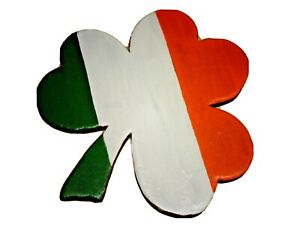 Wooden Pallet Sign Home Decor Irish Flag Shamrock Indoor ...