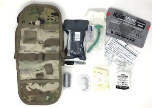 USGI IFAK II Military Individual First Aid Kit Medical Field Gear Complete Pack