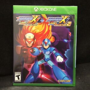 Mega-Man-X-Legacy-Collection-1-2-Xbox-One-BRAND-NEW-Region-Free