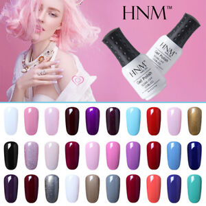 HNM-Color-Gel-Nail-Polish-UV-LED-Soak-Off-Top-Base-Coat-Manicure-Salon-Nail-Art