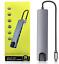 thumbnail 10 - USB-C HUB Type-C USB  5/6/8/10/11 IN 1 3.0 4K HDMI RJ45 Ethernet Micro SD TF OTG