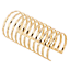Punk-Women-Ladies-Gold-Plated-Hollow-Open-Wide-Bangle-Cuff-Bracelet-Jewelry-Gift thumbnail 20