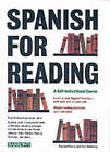 Spanish for Reading by Franco (Paperback, 2000)