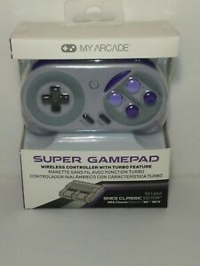 My-Arcade-Super-Gamepad-Wireless-Controller-Nintendo-SNES-NES-Classic-Edition