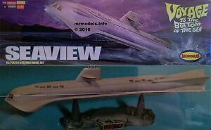 Moebius-1-350-Seaview-Voyage-to-the-Bottom-of-the-Sea-New-Plastic-Model-Kit-808