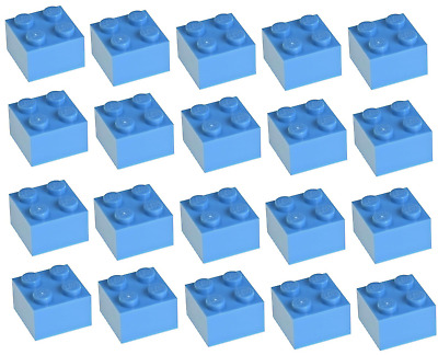 3003 Lego 20x Orange Brick 2x2 NEW!!!