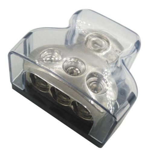 1 * 0GA Bis 3 * 4GA Verteilerblock Splitter Für Digitale Leistungsverstärker