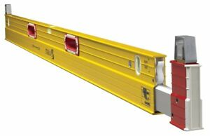 Stabila-35712-106T-7-039-12-039-Plate-Level-2-with-Removable-Stand-Offs-Durable