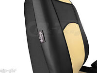Skoda Fabia 1 Bis 3 High Quality, Custom-fit Seat Covers, Covers Leather Look