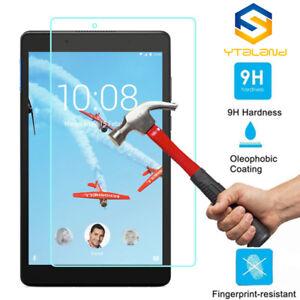 Ytaland 9H Tempered Glass Film Screen Protector For Lenovo Tab E7 E8 E10 M10 P10