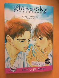 """[ADULT] """"Glass Sky"""" by Yugi Yamada (Oneshot YAOI Manga)"""