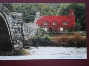 POSTCARD DENBIGHSHIRE LLANRWST  TY HWNT I039R BONT - Tadley, United Kingdom - Full Refund less postage if not 100% satified Most purchases from business sellers are protected by the Consumer Contract Regulations 2013 which give you the right to cancel the purchase within 14 days after the day you receive th - Tadley, United Kingdom