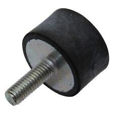Härte 70 Höhe 20mm 2 Schrauben M6 Ø20mm Gummipuffer