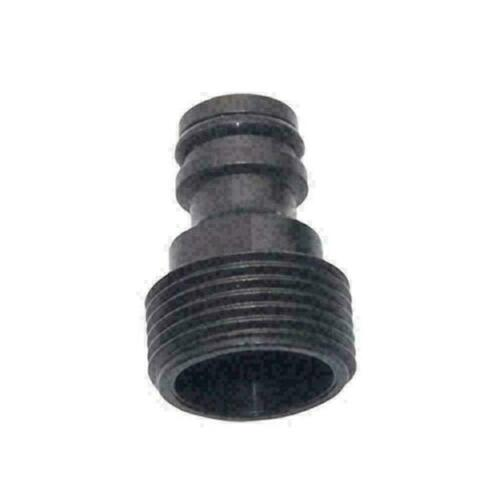 """3//4/"""" Threaded Tap Adapter Garden Water Hose Male Quick Connector High R9A7 X2L8"""