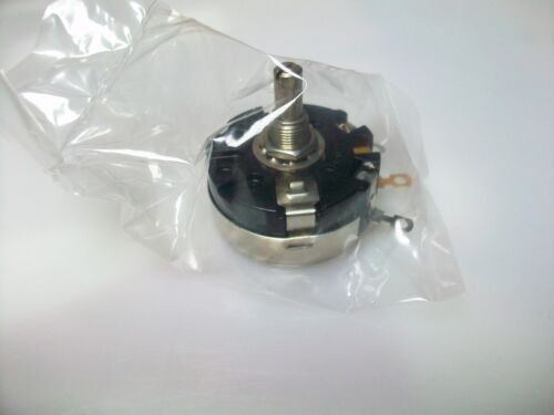"1//2/"" SHAFT CLAROSTAT   20K OHM  4 WATT  WW  POT"