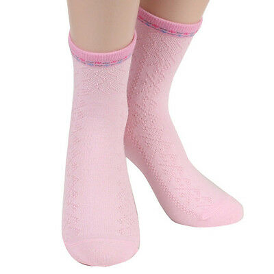NEW Free People Textured Ankle Socks Size 9-11 Pinky Purple