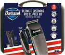 Barbasol 20-Piece Ultimate Grooming Pro Hair Clipper Kit