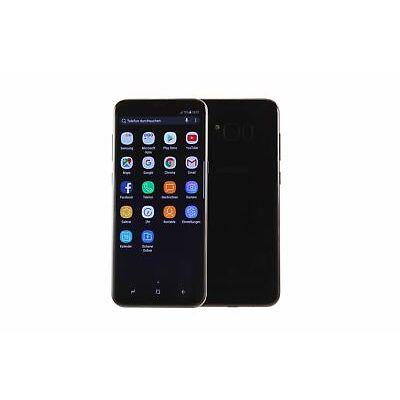 Samsung Galaxy S8+ G955F / 64GB / Schwarz Silber Grau / Händler DE / Gebraucht