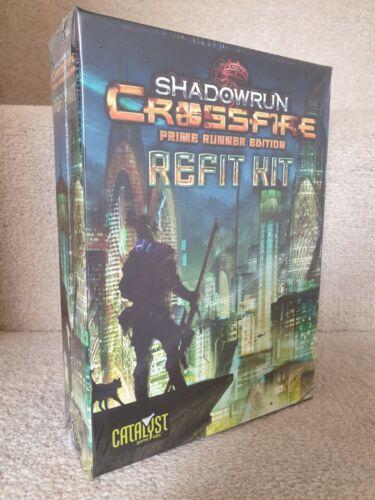 Scellé — nouveau Shadowrun Crossfire Premier Runner Edition Carénage Kit Upgrade Kit