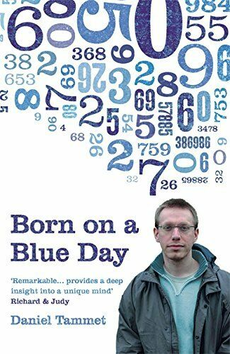1 of 1 - Born On a Blue Day by Tammet, Daniel 0340899751 The Cheap Fast Free Post