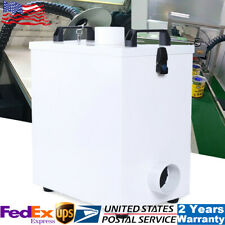 Pure Air Fume Extractor Smoke Purifier 110v For Co2 Laser Marking Cutter Machine