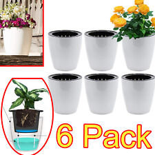 XL Planter pflanzfigur Plant Pot Flower Pot welcome Garden Decoration