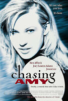 Chasing Amy (1997) Original Movie Poster - Rolled
