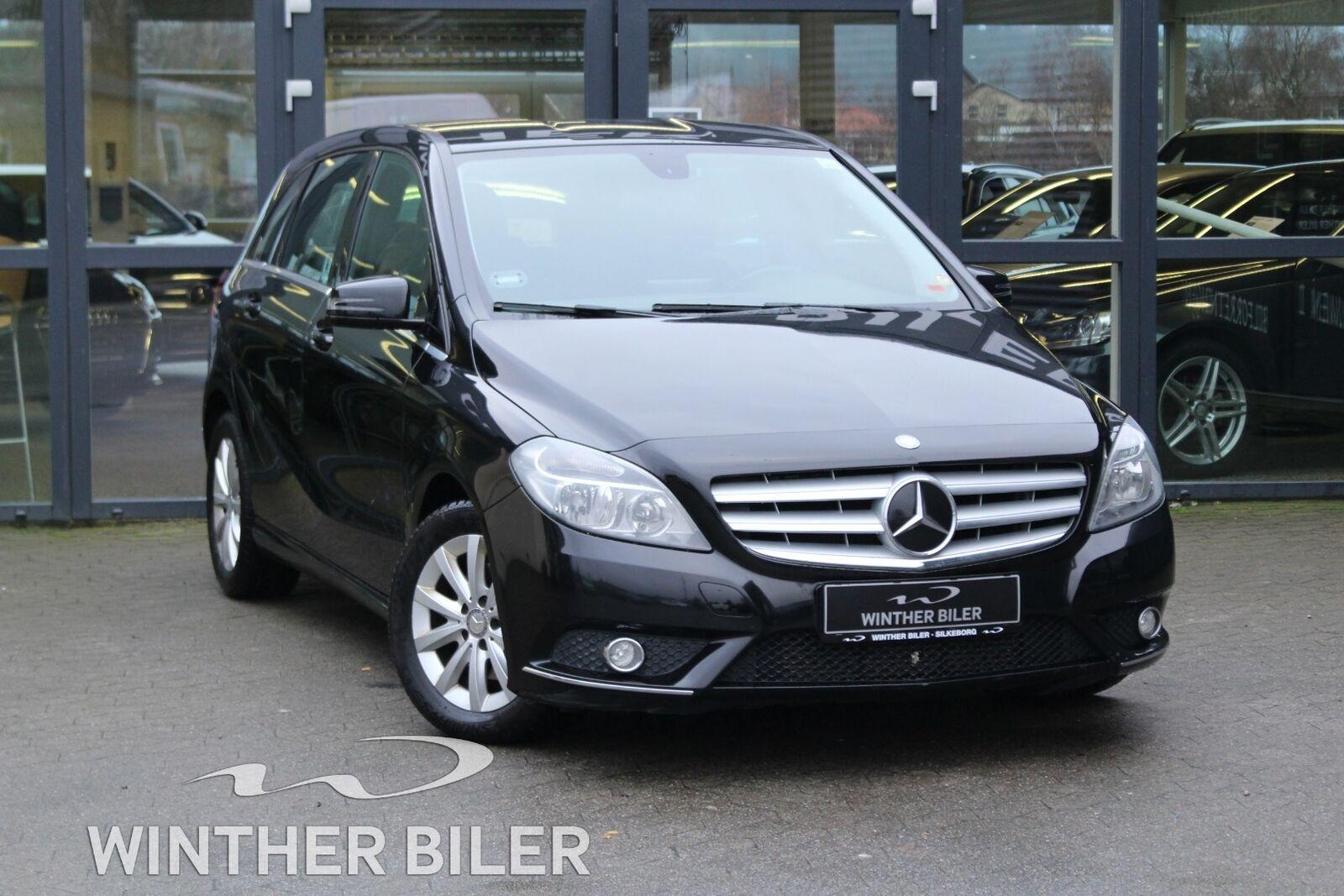 Mercedes B200 1,8 CDi aut. BE 5d