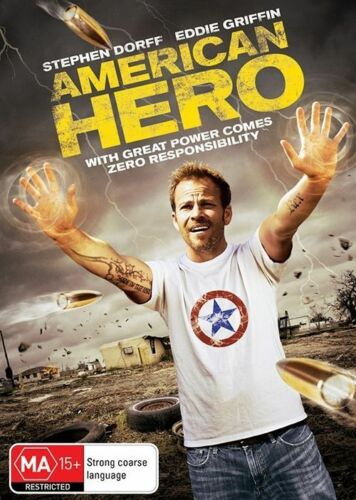 1 of 1 - American Hero (DVD, 2017) ACTION [Region 4] NEW/SEALED
