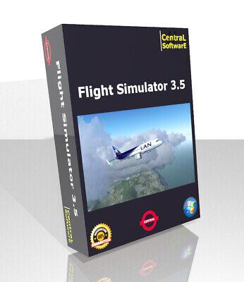 Flight Simulator 2021 X Deluxe FlightGear Aircraft Plane ...