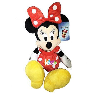 "17/"" Disney Store Minnie Mouse Red Polka Dot Plush Mini Toy Doll Girls Gift NEW"