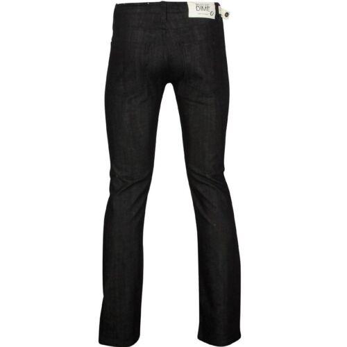 Rustic Dime Men/'s Black Slim Fit Jeans Pants