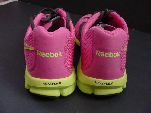 Zapatillas 0 V53907 Reebok Yellow de 2 Women Nuevo Realflex baloncesto Series Pink Fluo wqXSnI6I