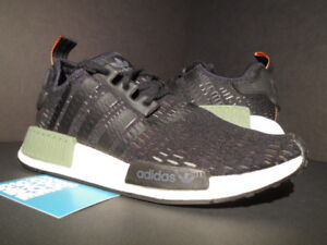 7a54470d434ea 2016 ADIDAS NMD R1 FOOT LOCKER EUROPE BASE GREEN CORE BLACK WHITE ...