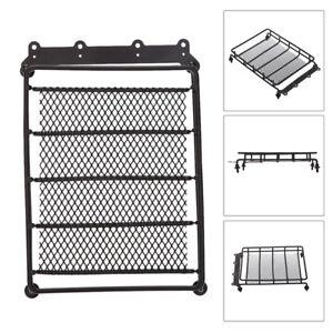 Universal-Black-Steel-Cargo-Carrier-Roof-Luggage-Rack-Basket-Cross-Bar-Car-SUV