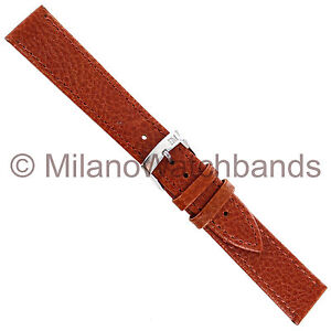 18mm-Milano-Tan-Textured-Genuine-Italian-Leather-Stitched-Watch-Band-Long-753
