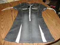 Makaveli Girl's Denim Jumper (nwt) Size Medium 8 / 10 Very Nice Retail $52.00