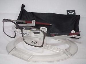 f06524bf7703e NEW OAKLEY STEEL LINE S Eyeglasses RX FRAME OX8097-0252 Matte Black ...