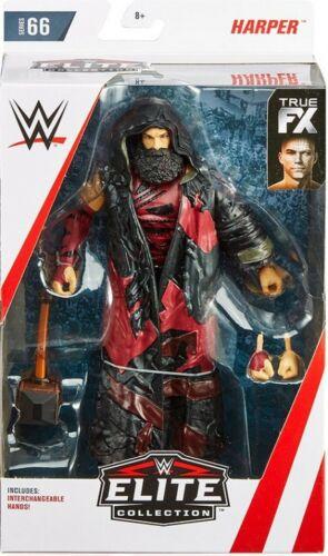 WWE Mattel Elite Collection Series 66 Harper